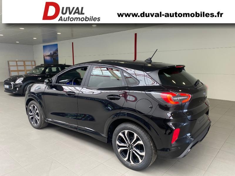 Photo 4 de l'offre de FORD Puma 1.0 EcoBoost 125ch mHEV ST-Line 6cv à 22990€ chez Duval Automobiles