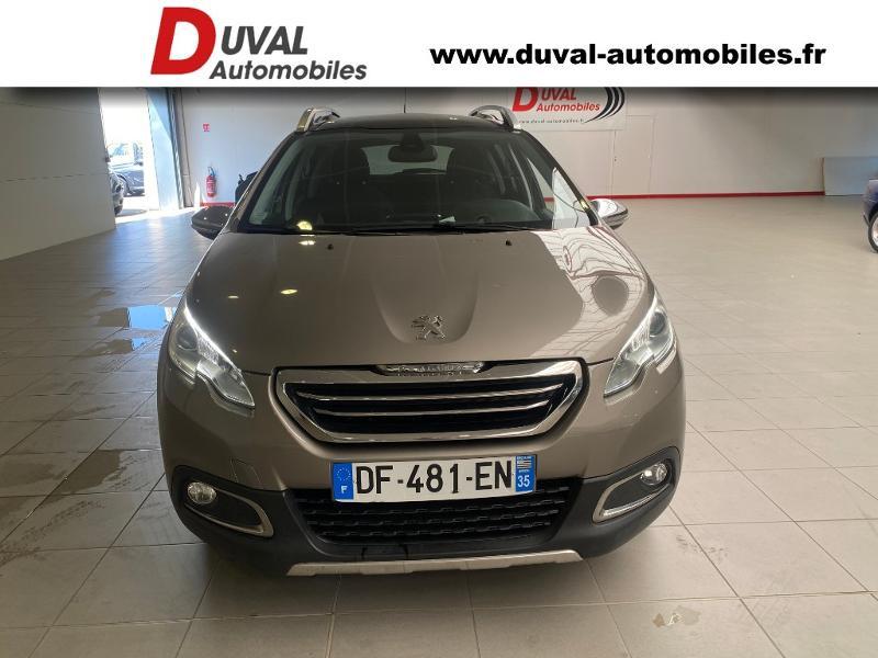 Photo 2 de l'offre de PEUGEOT 2008 1.6 e-HDi92 FAP Allure à 9290€ chez Duval Automobiles