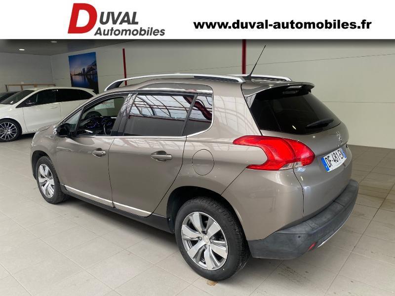 Photo 4 de l'offre de PEUGEOT 2008 1.6 e-HDi92 FAP Allure à 9290€ chez Duval Automobiles