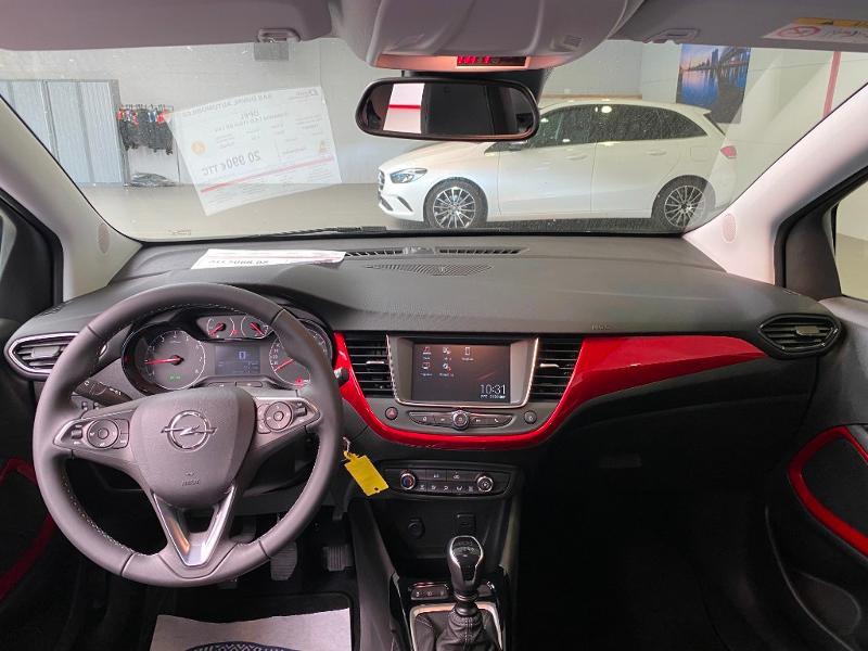 Photo 7 de l'offre de OPEL Crossland 1.5 D 110ch GS Line à 20990€ chez Duval Automobiles