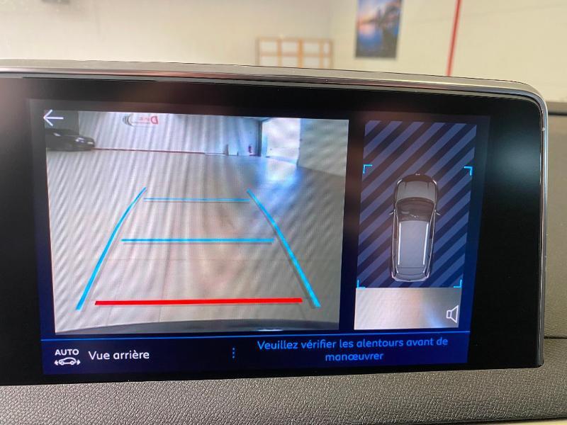 Photo 10 de l'offre de PEUGEOT 3008 1.5 BlueHDi 130ch S&S Allure EAT8 + toit ouvrant à 32990€ chez Duval Automobiles