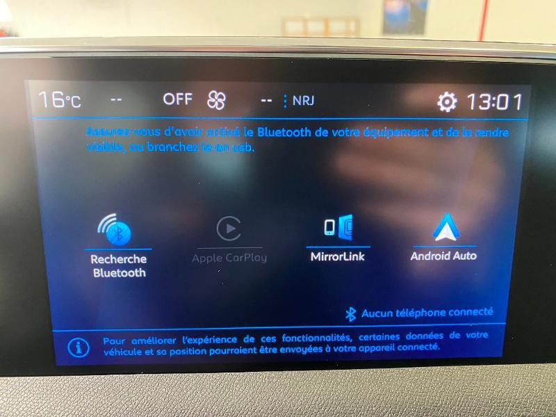 Photo 9 de l'offre de PEUGEOT 3008 1.5 BlueHDi 130ch S&S Allure EAT8 + toit ouvrant à 32990€ chez Duval Automobiles