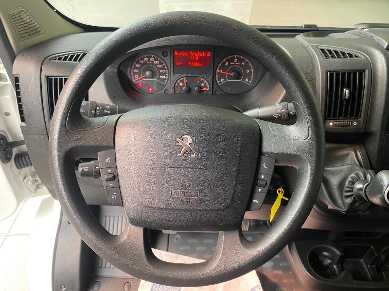 Photo 7 de l'offre de PEUGEOT Boxer Fg 333 L2H2 2.0 BlueHDi 130 S&S Premium Pack à 19990€ chez Duval Automobiles