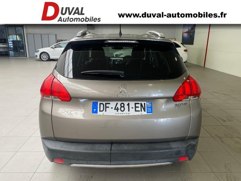 Photo 17 de l'offre de PEUGEOT 2008 1.6 e-HDi92 FAP Allure à 9290€ chez Duval Automobiles