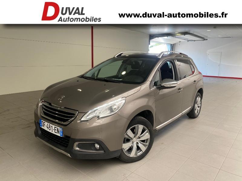 Peugeot 2008 1.6 e-HDi92 FAP Allure Diesel Beige Métal Occasion à vendre