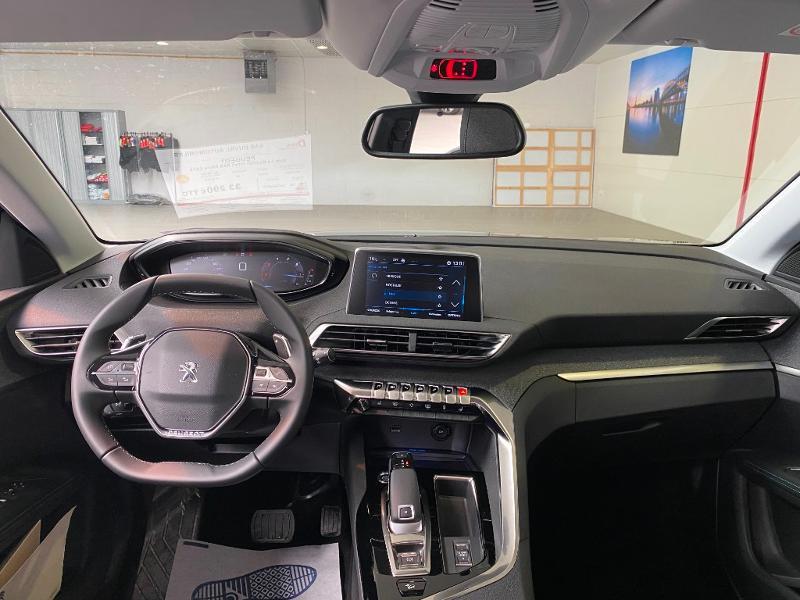 Photo 5 de l'offre de PEUGEOT 3008 1.5 BlueHDi 130ch S&S Allure EAT8 + toit ouvrant à 32990€ chez Duval Automobiles