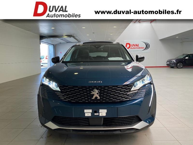 Photo 2 de l'offre de PEUGEOT 3008 1.5 BlueHDi 130ch S&S Allure EAT8 + toit ouvrant à 32990€ chez Duval Automobiles