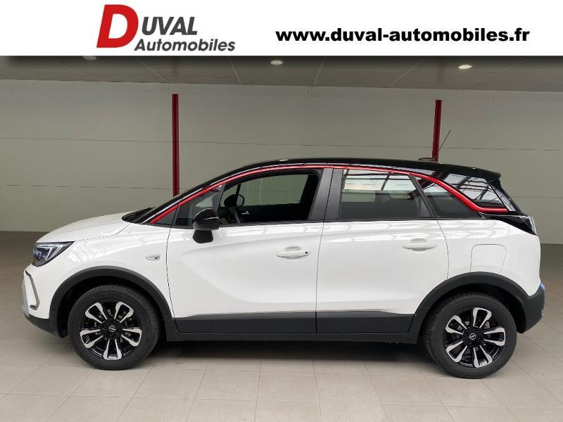 Photo 3 de l'offre de OPEL Crossland 1.5 D 110ch GS Line à 20990€ chez Duval Automobiles