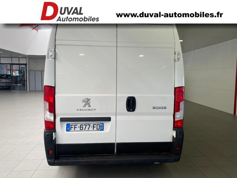 Photo 15 de l'offre de PEUGEOT Boxer Fg 333 L2H2 2.0 BlueHDi 130 S&S Premium Pack à 20990€ chez Duval Automobiles