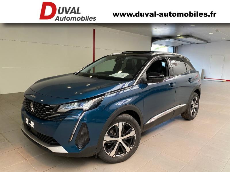 Photo 1 de l'offre de PEUGEOT 3008 1.5 BlueHDi 130ch S&S Allure EAT8 + toit ouvrant à 32990€ chez Duval Automobiles