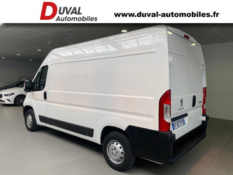 Photo 4 de l'offre de PEUGEOT Boxer Fg 333 L2H2 2.0 BlueHDi 130 S&S Premium Pack à 20990€ chez Duval Automobiles