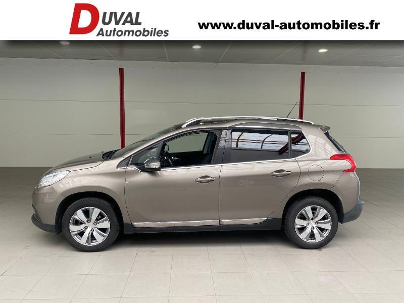 Photo 3 de l'offre de PEUGEOT 2008 1.6 e-HDi92 FAP Allure à 9290€ chez Duval Automobiles