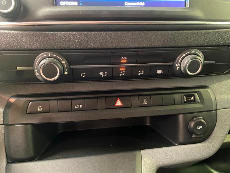Photo 14 de l'offre de PEUGEOT Expert Fg Long 2.0 BlueHDi 120ch Premium Pack S&S à 22200€ chez Duval Automobiles