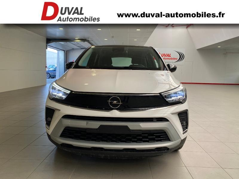 Photo 2 de l'offre de OPEL Crossland 1.5 D 110ch GS Line à 20990€ chez Duval Automobiles