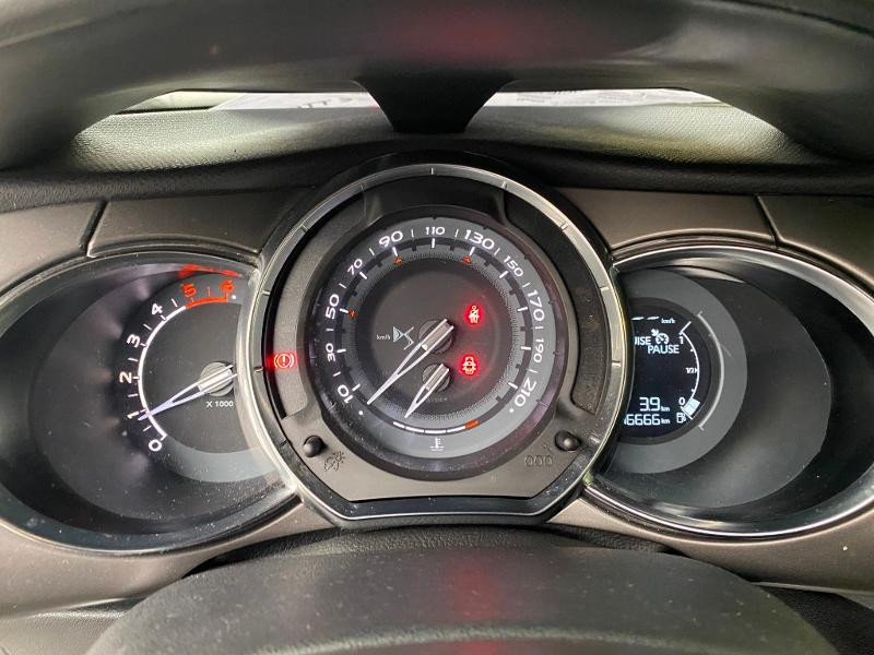 Photo 12 de l'offre de DS DS 3 BlueHDi 100ch So Chic S&S 2 PLACES à 9490€ chez Duval Automobiles