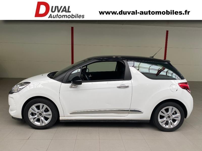 Photo 3 de l'offre de DS DS 3 BlueHDi 100ch So Chic S&S 2 PLACES à 9490€ chez Duval Automobiles