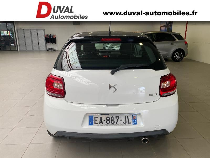 Photo 5 de l'offre de DS DS 3 BlueHDi 100ch So Chic S&S 2 PLACES à 9490€ chez Duval Automobiles