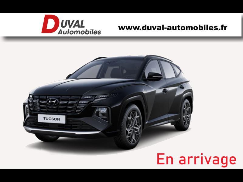 Hyundai Tucson 1.6 T-GDi 150ch Hybrid 48v N Line DCT7 Essence NOIR Neuf à vendre