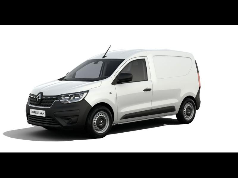 Renault Express Van 1.5 Blue dCi 95ch Confort + CAMERA + GPS Diesel BLANC GLACIER Neuf à vendre
