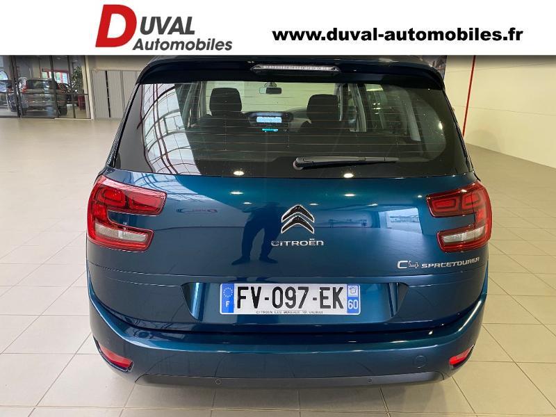 Photo 19 de l'offre de CITROEN Grand C4 SpaceTourer BlueHDi 130ch S&S Business EAT8 E6.d à 24990€ chez Duval Automobiles