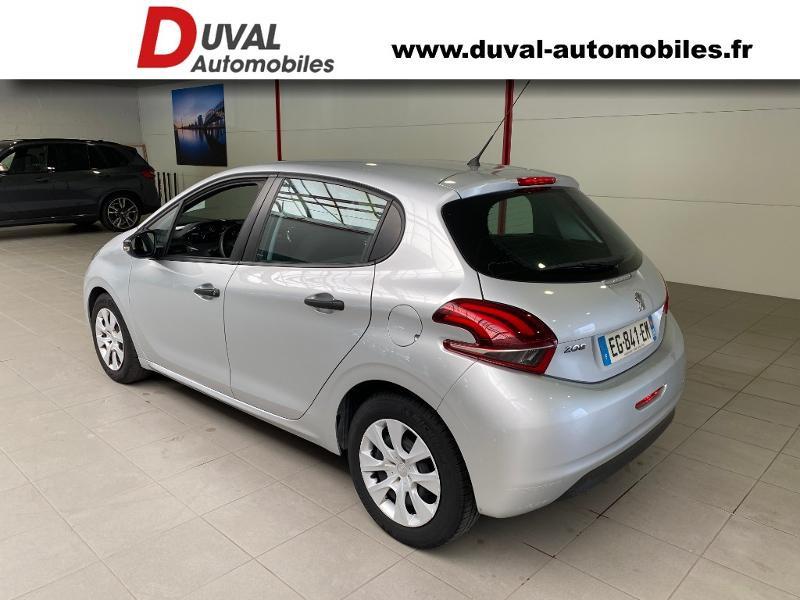 Photo 4 de l'offre de PEUGEOT 208 Affaire 1.6 BlueHDi 75ch Premium à 8490€ chez Duval Automobiles