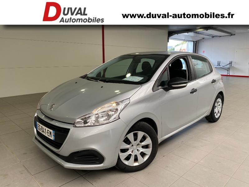 Photo 1 de l'offre de PEUGEOT 208 Affaire 1.6 BlueHDi 75ch Premium à 8490€ chez Duval Automobiles
