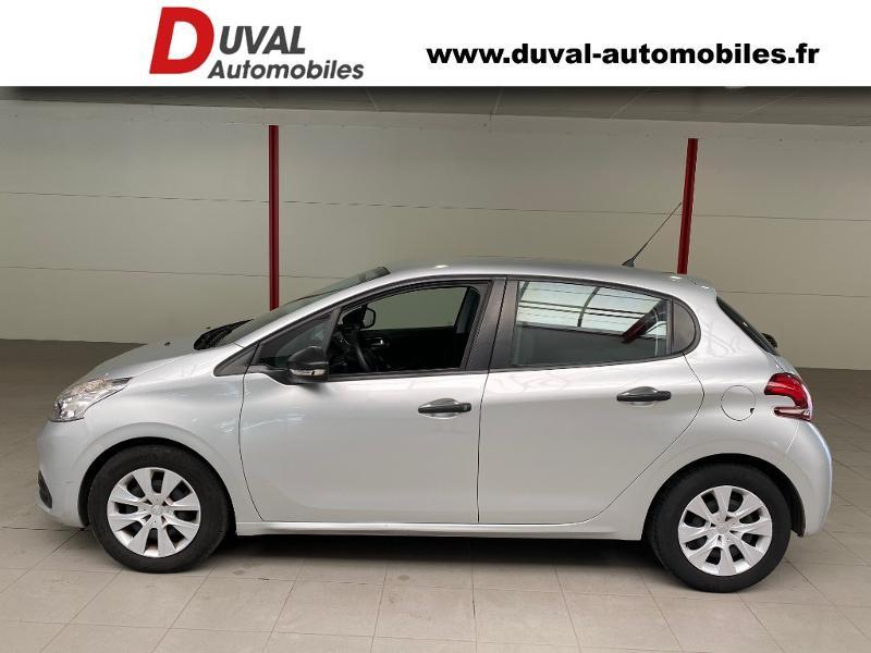 Photo 3 de l'offre de PEUGEOT 208 Affaire 1.6 BlueHDi 75ch Premium à 8490€ chez Duval Automobiles