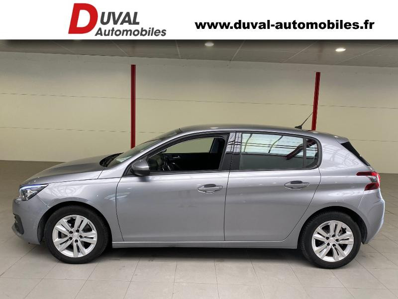 Photo 3 de l'offre de PEUGEOT 308 1.5 BlueHDi 130ch S&S Active Business EAT8 à 15890€ chez Duval Automobiles