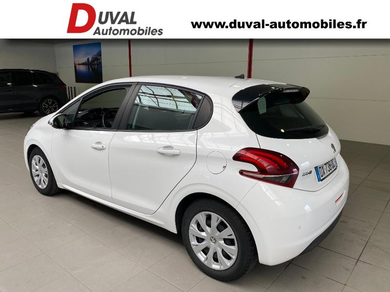 Photo 4 de l'offre de PEUGEOT 208 1.6 BlueHDi 75ch Active Business S&S 5p à 10990€ chez Duval Automobiles