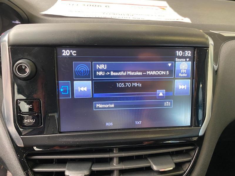Photo 12 de l'offre de PEUGEOT 208 1.6 BlueHDi 75ch Active Business S&S 5p à 9900€ chez Duval Automobiles