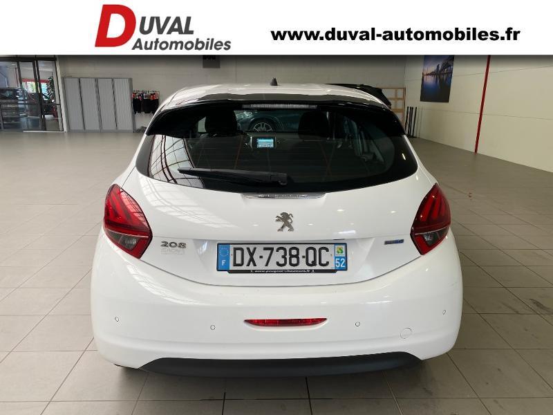 Photo 15 de l'offre de PEUGEOT 208 1.6 BlueHDi 75ch Active Business S&S 5p à 10990€ chez Duval Automobiles