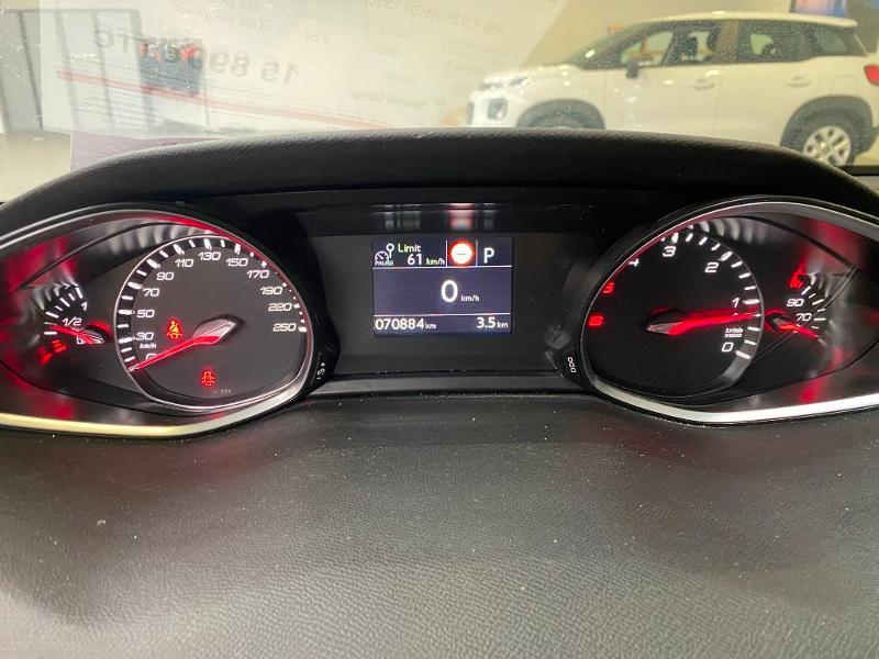 Photo 11 de l'offre de PEUGEOT 308 1.5 BlueHDi 130ch S&S Active Business EAT8 à 15890€ chez Duval Automobiles