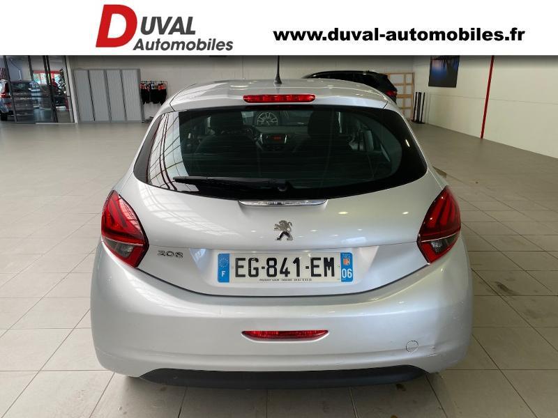 Photo 5 de l'offre de PEUGEOT 208 Affaire 1.6 BlueHDi 75ch Premium à 8490€ chez Duval Automobiles