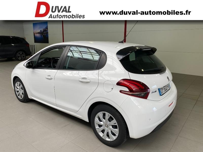 Photo 4 de l'offre de PEUGEOT 208 1.6 BlueHDi 75ch Active Business S&S 5p à 9900€ chez Duval Automobiles