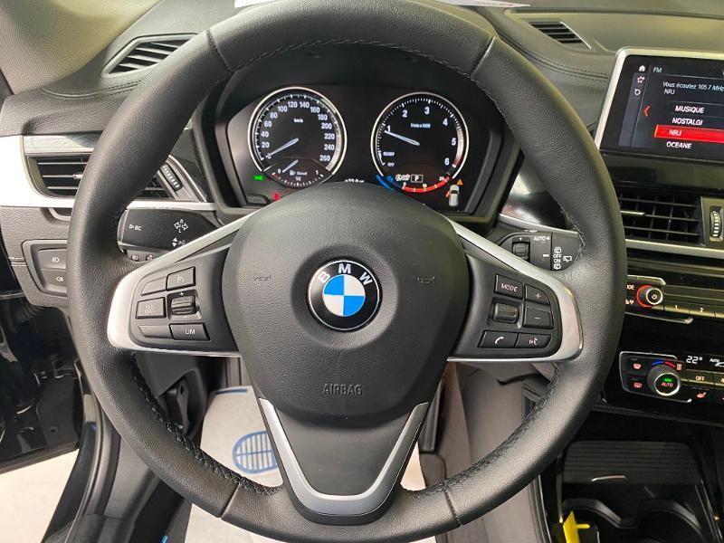 Photo 8 de l'offre de BMW X1 xDrive18d 150ch M Sport à 37490€ chez Duval Automobiles