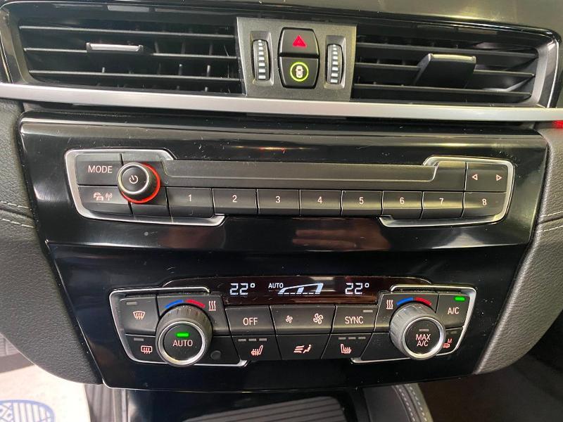 Photo 12 de l'offre de BMW X1 xDrive18d 150ch M Sport à 37490€ chez Duval Automobiles