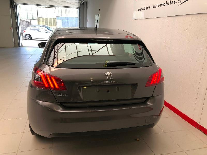 Photo 13 de l'offre de PEUGEOT 308 1.2 PureTech 110ch E6.c S&S Active Business 5cv à 16490€ chez Duval Automobiles
