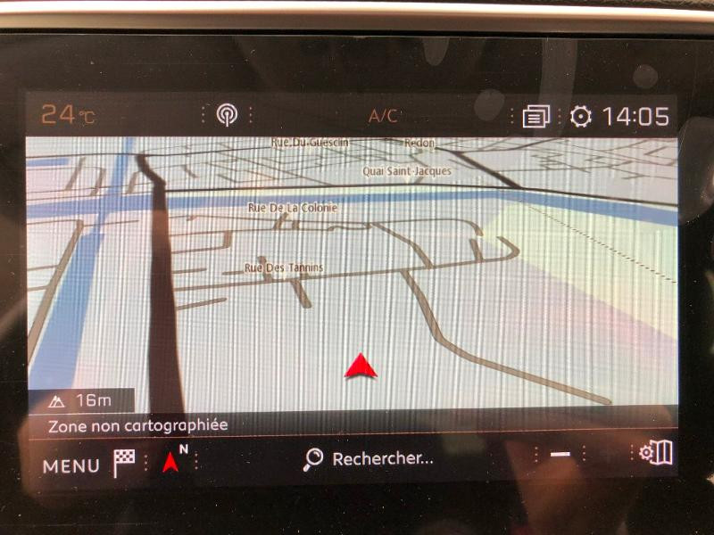 Photo 9 de l'offre de PEUGEOT 308 1.2 PureTech 110ch E6.c S&S Active Business 5cv à 16490€ chez Duval Automobiles