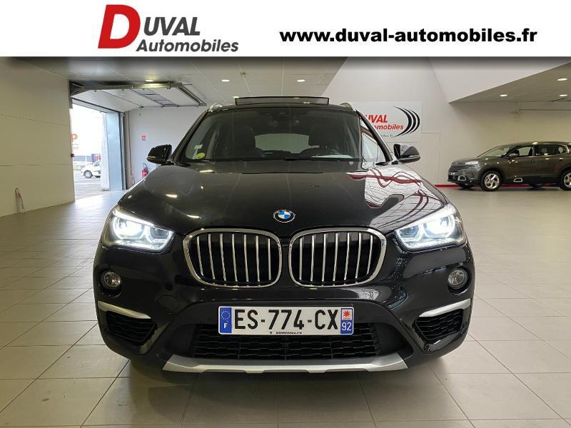 Photo 2 de l'offre de BMW X1 xDrive20d 190ch xLine à 27490€ chez Duval Automobiles