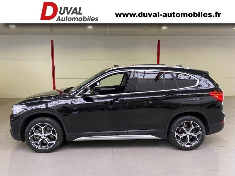 Photo 3 de l'offre de BMW X1 xDrive20d 190ch xLine à 27490€ chez Duval Automobiles