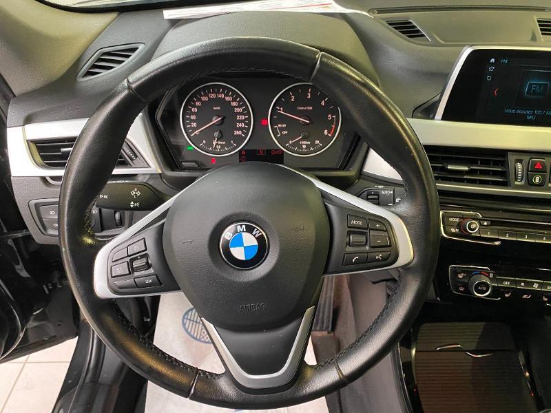 Photo 11 de l'offre de BMW X1 xDrive20d 190ch xLine à 27490€ chez Duval Automobiles
