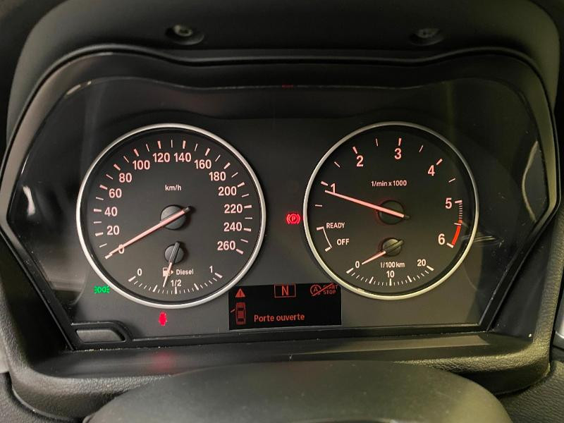 Photo 12 de l'offre de BMW X1 xDrive20d 190ch xLine à 27490€ chez Duval Automobiles
