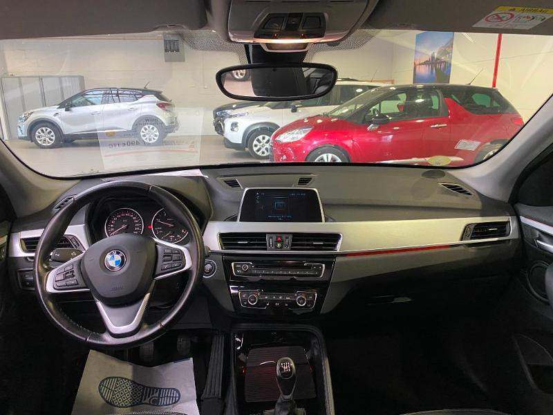Photo 7 de l'offre de BMW X1 xDrive20d 190ch xLine à 27490€ chez Duval Automobiles