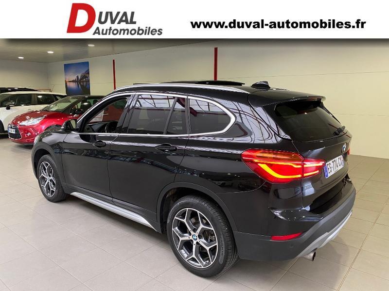 Photo 4 de l'offre de BMW X1 xDrive20d 190ch xLine à 27490€ chez Duval Automobiles