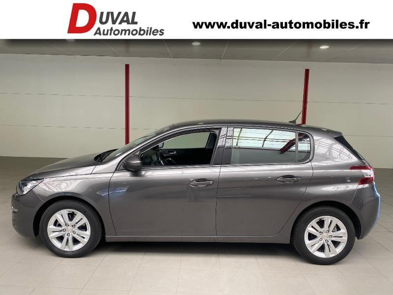 Photo 3 de l'offre de PEUGEOT 308 1.6 BlueHDi 120ch Active Business S&S 5p à 13990€ chez Duval Automobiles