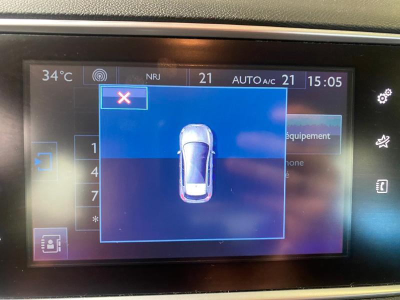 Photo 10 de l'offre de PEUGEOT 308 1.6 BlueHDi 120ch Active Business S&S 5p à 13990€ chez Duval Automobiles