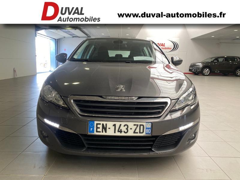 Photo 2 de l'offre de PEUGEOT 308 1.6 BlueHDi 120ch Active Business S&S 5p à 13990€ chez Duval Automobiles