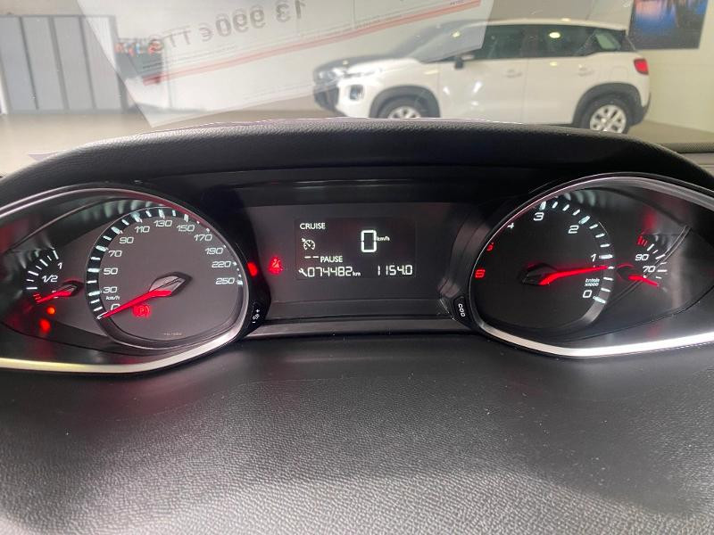 Photo 11 de l'offre de PEUGEOT 308 1.6 BlueHDi 120ch Active Business S&S 5p à 13990€ chez Duval Automobiles