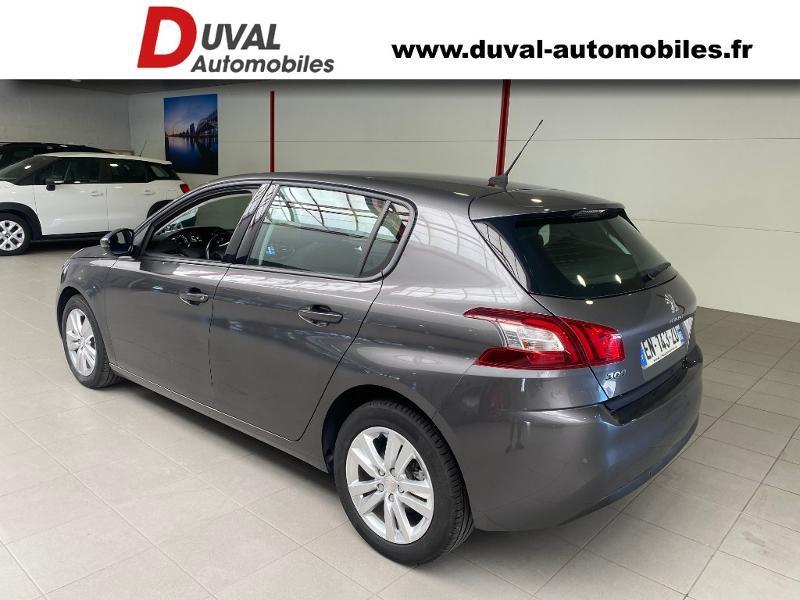 Photo 4 de l'offre de PEUGEOT 308 1.6 BlueHDi 120ch Active Business S&S 5p à 13990€ chez Duval Automobiles