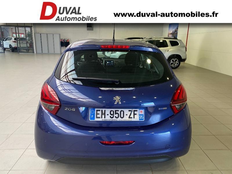 Photo 16 de l'offre de PEUGEOT 208 1.2 PureTech 110ch Allure S&S EAT6 5cv 5p à 13790€ chez Duval Automobiles